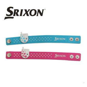 SRIXON スコアカウンターとベルトのセット ベルト付きなので手首にもつけられる スリクソン アクセサリー