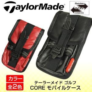 テーラーメイド ゴルフ COREモバイルケース T-CAS taylor golf accessore SY405 iPhone6s対応(厚手のカバーは不可)