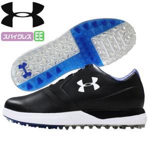 アンダーアーマー UNDER ARMOUR ゴルフ ゴルフシューズ スパイクレス PERFORMANCE SL X-WIDE 人工皮革 1299218