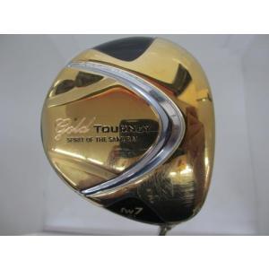 マグレガー マクレガー ゴールドターニー Gold TOURNEY Gold TOURNEY 7W フェアウェイウッド フレックスSR【中古:Cランク】