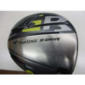 ブリヂストン ツアーステージ Xドライブ TOURSTAGE X-DRIVE GR(2014)  9.5° ドライバー フレックスその他【中古:Cランク】