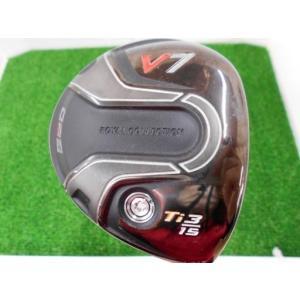 ロイヤルコレクション ロイコレ フェアウェイウッド V7 BBD V7 Ti 3W(15°) フレックスSR 中古 Cランク|golfpartner