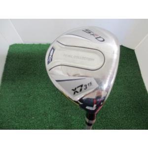 ロイヤルコレクション ロイコレ フェアウェイウッド SFD X7 RC SFD X7 3W フレックスSR 中古 Cランク|golfpartner