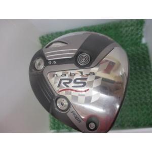 プロギア PRGR iDナブラ ドライバー iD nabla RS 01  9.5° フレックスSR 中古 Dランク|golfpartner
