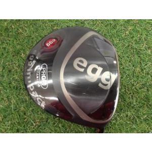 プロギア PRGR エッグ ドライバー impact egg impact 10.5° フレックスR 中古 Cランク|golfpartner