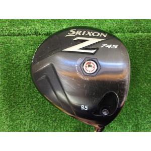 中古 Cランク ダンロップ スリクソン SRIXON Z745  9.5° ドライバー リシャフト ...