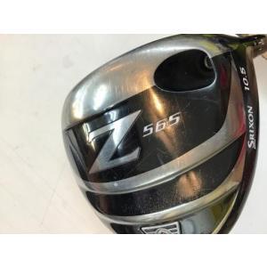 ダンロップ スリクソン ドライバー SRIXON Z565 10.5° フレックスその他 中古 Dランク|golfpartner