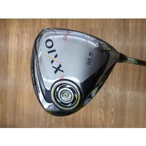 ダンロップ ゼクシオ9 XXIO9 ドライバー XXIO(2016) 10.5°(ブラック) フレックスSR 中古 Cランク|golfpartner