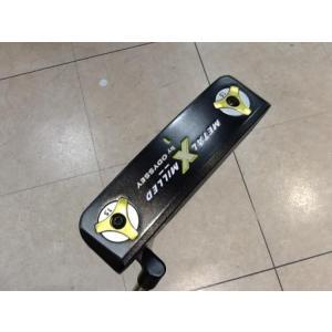 中古 Cランク オデッセイ メタルX ミルド METAL-X MILLED #1 34インチ パター...