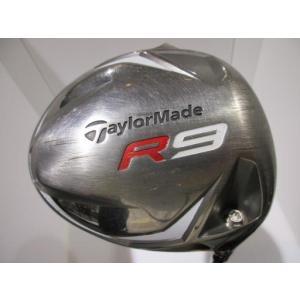 中古 Cランク テーラーメイド Taylormade R9 R9 10.5° ドライバー リシャフト...