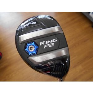 コブラ KING ユーティリティ F8 ONE LENGTH KING F8 ONE LENGTH 5U USA フレックスR 中古 Bランク|golfpartner