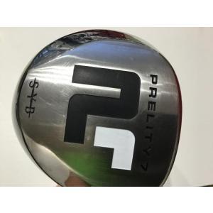 中古 Cランク コンセプト PRELITY P7 PRELITY P7 11° ドライバー リシャフ...