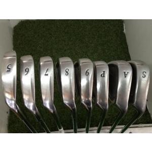 ダンロップ ゼクシオ アイアンセット XXIO(2004)  8S フレックスR 中古 Cランク|golfpartner