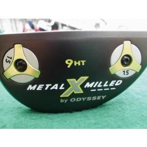 中古 Cランク オデッセイ メタルX ミルド バーサ METAL-X MILLED VERSA #9...