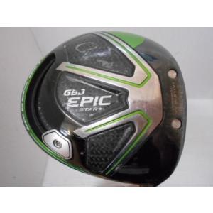 キャロウェイ GBB エピック スター ドライバー GBB EPIC STAR 10.5° フレックスその他 中古 Cランク golfpartner