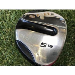ロイヤルコレクション ロイコレ フェアウェイウッド SFDIII RC SFDIII  5W フレックスS 中古 Cランク|golfpartner