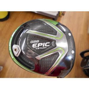キャロウェイ GBB エピック スター ドライバー GBB EPIC STAR 10.5° フレックスR 中古 Dランク golfpartner
