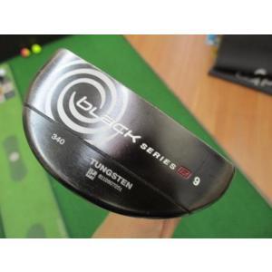 オデッセイ ブラックシリーズ パター BLACK SERIES iX #9 34インチ 中古 Dランク golfpartner