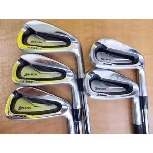 ダンロップ スリクソン アイアンセット Z585 SRIXON Z585 6S フレックスS 中古 Cランク|golfpartner