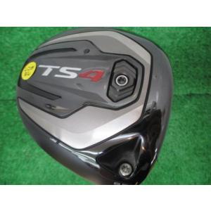 タイトリスト TS4 ドライバー TS4 TS4  8.5° フレックスS 中古 Bランク|golfpartner