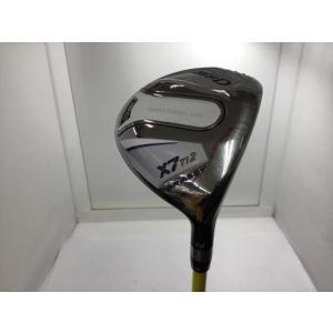 ロイヤルコレクション ロイコレ フェアウェイウッド SFD X7 Ti BRASSY RC SFD X7 Ti BRASSY 2W(14°) フレックスS 中古 Cランク|golfpartner