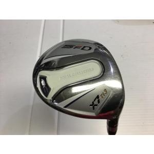 ロイヤルコレクション ロイコレ フェアウェイウッド SFD X7 Ti RC SFD X7 Ti 3W フレックスS 中古 Cランク|golfpartner