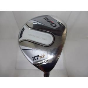 ロイヤルコレクション ロイコレ フェアウェイウッド SFD X7 Ti BRASSY RC SFD X7 Ti BRASSY 2W(12.5°) フレックスR 中古 Cランク|golfpartner