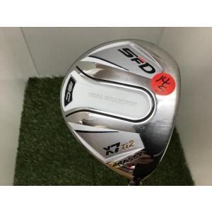 ロイヤルコレクション ロイコレ フェアウェイウッド SFD X7 Ti BRASSY RC SFD X7 Ti BRASSY 2W(14°) フレックスS 中古 Dランク|golfpartner