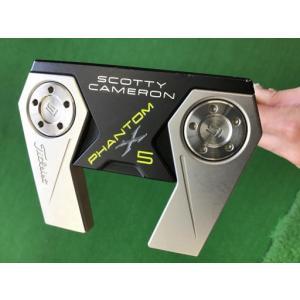 タイトリスト SCOTTY CAMERON PHANTOM X パター 5 SCOTTY CAMER...