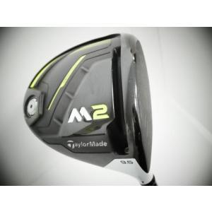 テーラーメイド M2 ドライバー (2017) M2(2017)  9.5° フレックスS 中古 Cランク|golfpartner