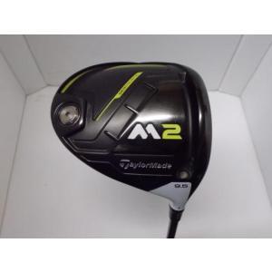 テーラーメイド M2 ドライバー (2017) M2(2017)  9.5° フレックスX 中古 Cランク|golfpartner