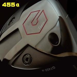GTD455 アルファ 455α ドライバーヘッド|golfplaza72