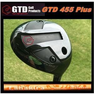 【大人気】GTD455 plus ドライバーカスタム LANAKIRA KANALOA   ラナキラ カナロア(限定カラー:メタリックオレンジ)|golfplaza72