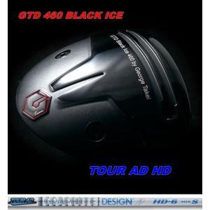 GTD 460 BLACK ICE TOUR AD HD ツアー AD HD|golfplaza72