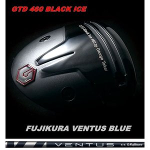 GTD 460 BLACK ICE  ドライバー Fujikura VENTUS BLUE フジクラ ヴェンタス ブルー|golfplaza72
