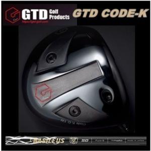 【送料無料】GTD CODE-K ドライバーカスタム バシレウスZ 2|golfplaza72