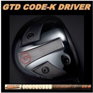 【大人気】GTD CODE-Kドライバーカスタム TOUR AD IZ ツアーAD|golfplaza72
