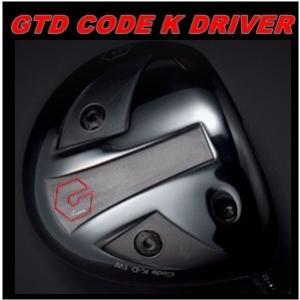 【送料無料】GTD CODE-K ドライバー ヘッド単体|golfplaza72