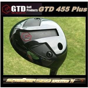 【大人気】GTD455 plus ドライバーカスタム Speeder EVOLUTION 4   スピーダーエボリューション4|golfplaza72