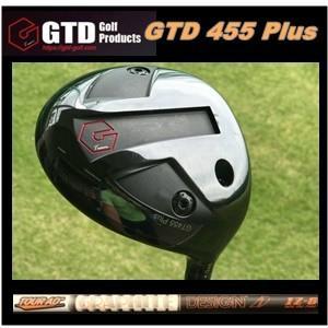 【大人気】GTD455 plus ドライバーカスタム TOUR AD IZ ツアーAD IZ|golfplaza72