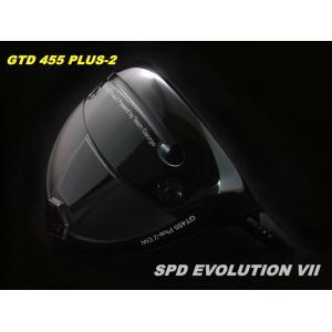 GTD 455 plus 2  ドライバー Fujikura SPEEDER EVOLUTION 7 エボリューション7|golfplaza72