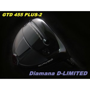 GTD 455 plus 2  ドライバー Diamana D-LIMITED|golfplaza72