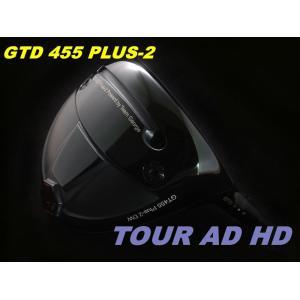 GTD 455 plus 2  ドライバー TOUR AD HD  ツアーAD HD|golfplaza72