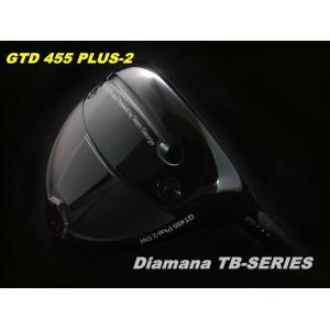 GTD 455 plus 2  ドライバー Diamana TB ディアマナ TB|golfplaza72