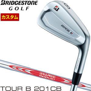 ブリヂストンゴルフ TOUR B 201CB アイアン N.S.PRO MODUS3 SYSTEM3...