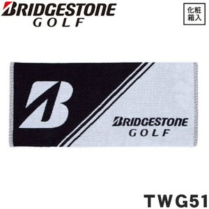 ブリヂストンゴルフ フェイスタオル TWG51