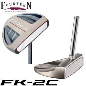 フォーティーン FK-2C パター|golfranger