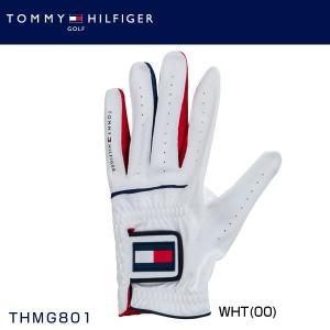 【左手用】 トミー ヒルフィガー ゴルフ グローブ THMG801