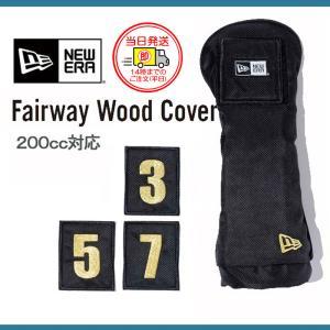 【即納】ニューエラ NEW ERA ヘッドカバー フェアウェイウッド用 11404367 日本正規品 golfshop-champ