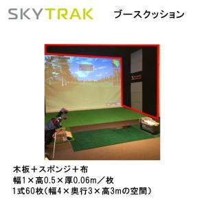 スカイトラック ゴルフ SkyTrak ブースクッション 日本正規品 golfshop-champ